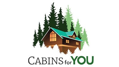 Cabins for You Logo