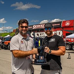 2020 Jeep Invasion Trophy Winner
