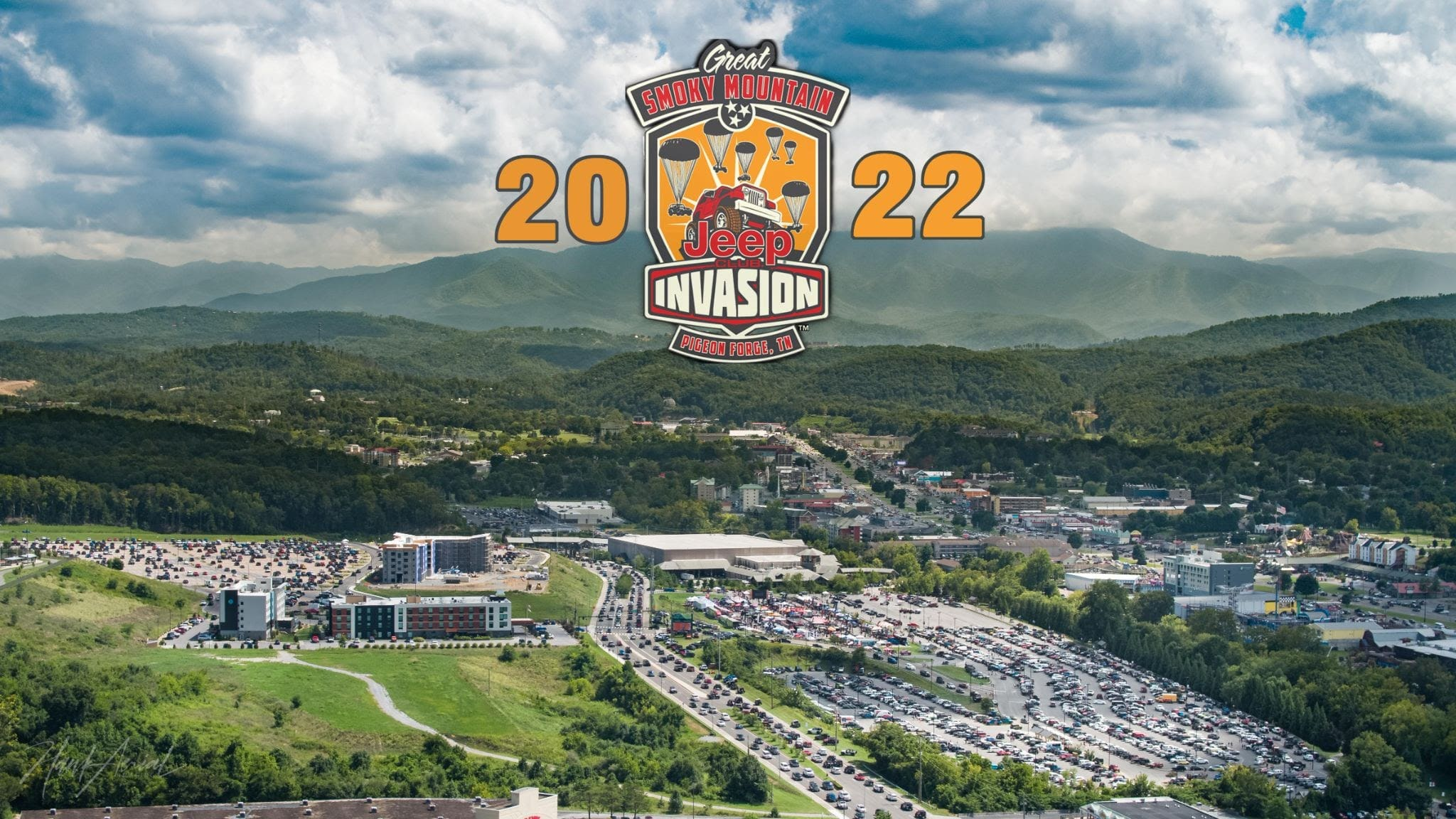 2022 10th Annual Great Smoky Mountain Jeep® Club Invasion