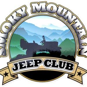 SMJC Jeep Logo Decal
