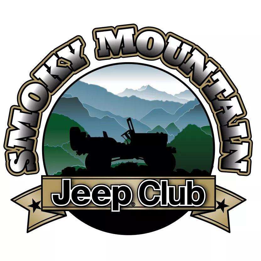 Smoky Mountain Jeep Club Logo