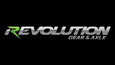 Revolution Gear & Axle