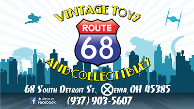 Route 68 Vintage Toys & Collectibles