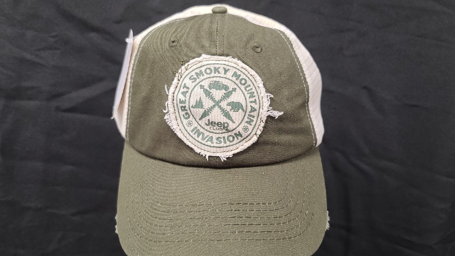 Great Smoky Mountain Jeep Club Invasion Hat
